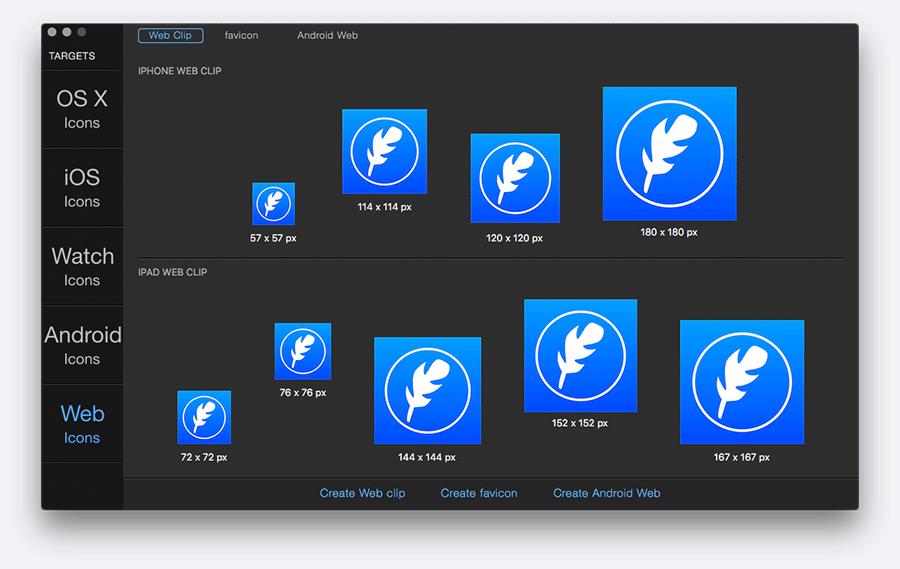 IconFly Mac 破解版 图标转换生成软件-麦氪派(WaitsUn.com | 爱情守望者)