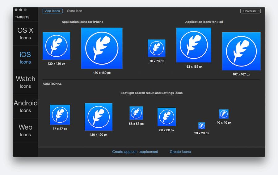 IconFly Mac 破解版 图标转换生成软件-麦氪派